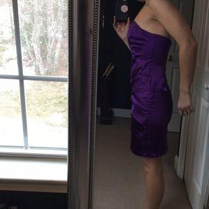 Cache Coeur Dresses - Short Purple formal !